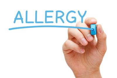Allergy Blue Marker